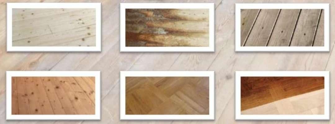 Broušení a renovace masivních podlah