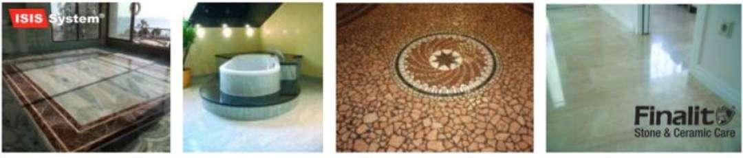 Čištění betonových podlah