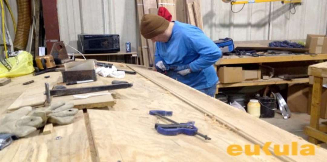 Restaurování dřevěných podlah
