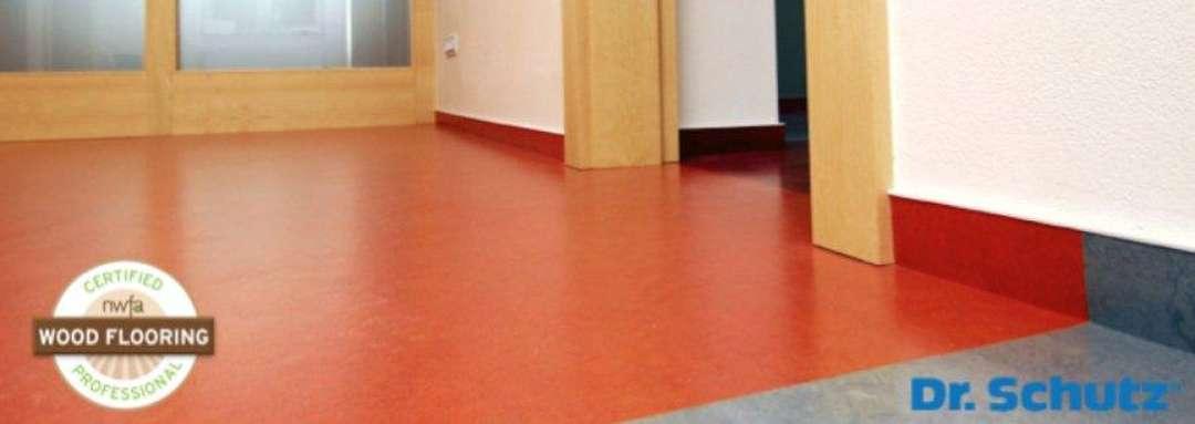 Údržba podlah linoleum a marmoleum